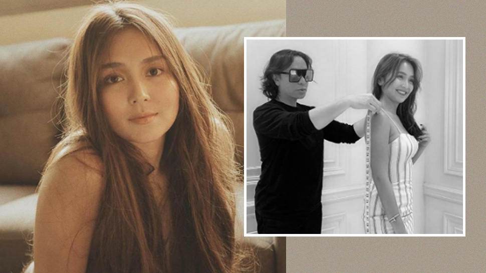 Kathryn Bernardo Might Be Wearing Michael Cinco to This Year's ABS-CBN Ball