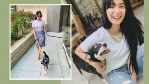 How To Style A White T-shirt Like Heart Evangelista