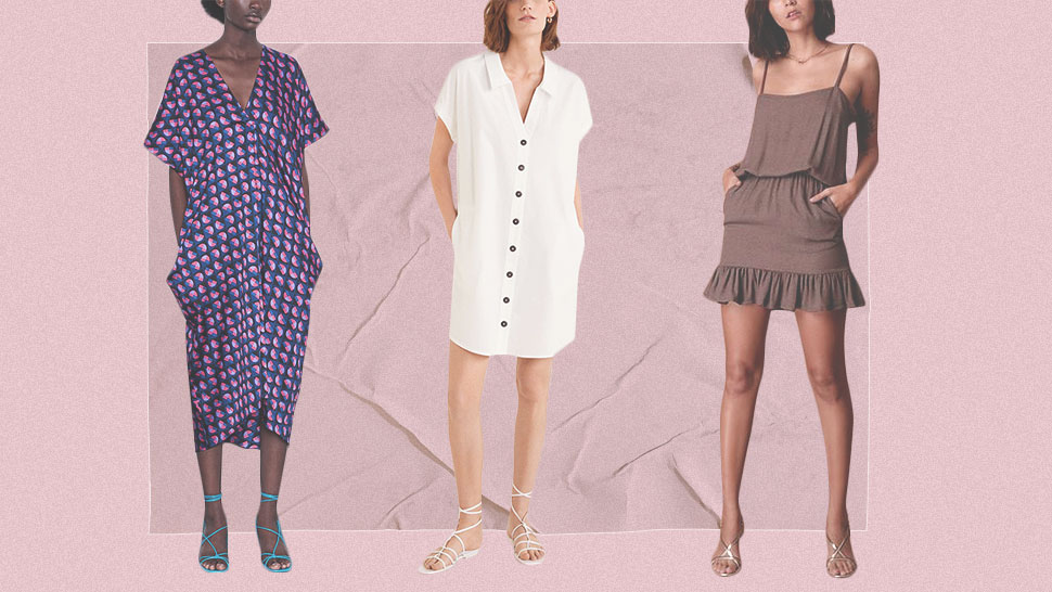 10 Dresses with Pockets That You Need in Your Closet Right Now