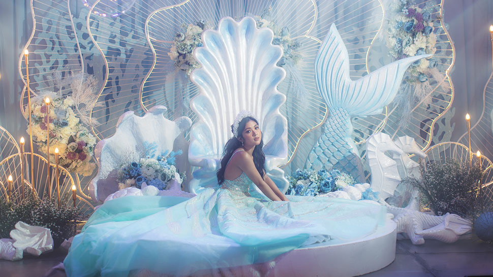 You Have to See This Magical Mermaid-Themed Debut