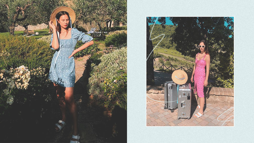 We're in Love with All of Jess Wilson's Italian Vacation OOTDs