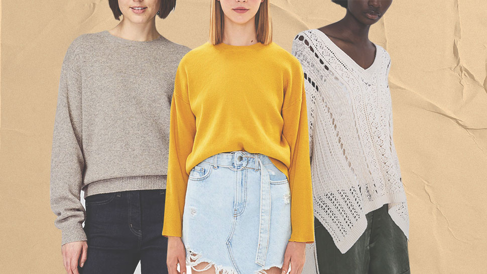 10 Knit Sweaters to Keep You Cozy This Rainy Season