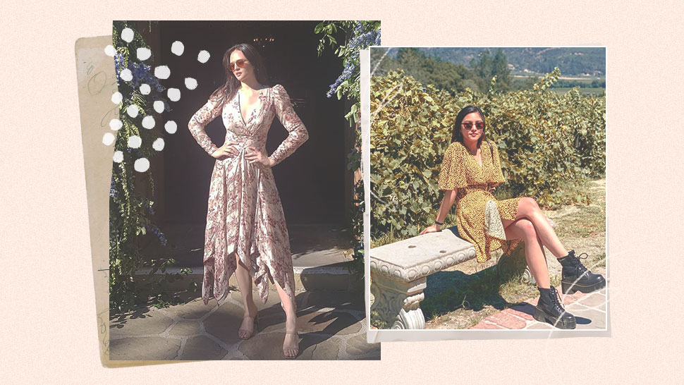 Here's Why You Should Consider A Printed Dress For Your Travel Ootds