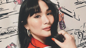 5 Fresh Ways To Style Your Bangs, According To Heart Evangelista