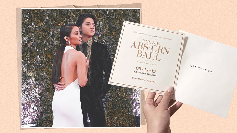 We're Super Excited About The Theme Of This Year's Abs-cbn Ball
