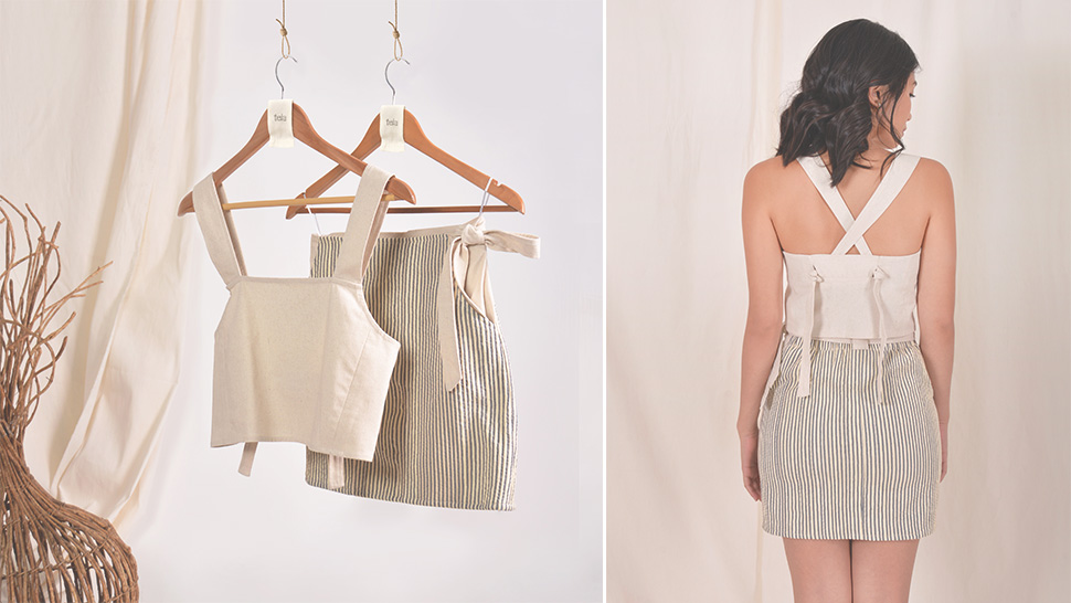This 19-Year-Old Filipina Just Launched Her Own Sustainable Fashion Brand