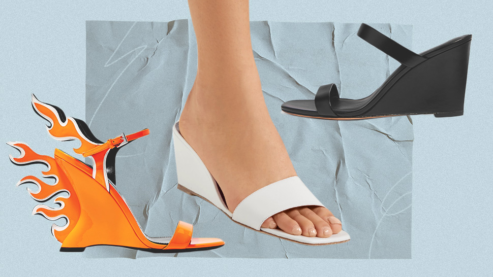 8 Stylish Pairs of Wedge Heels You Can Shop Right Now