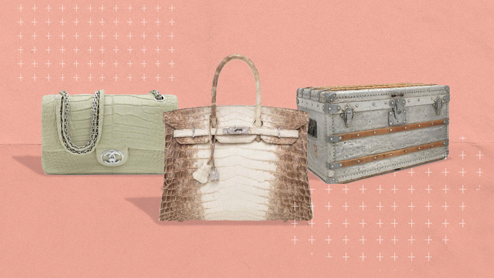 6 Of The World's Most Expensive Designer Bags