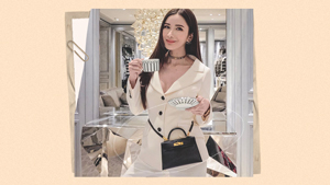 You Have To Watch Jamie Chua Matching Her Ootds With Her Hermès Bags