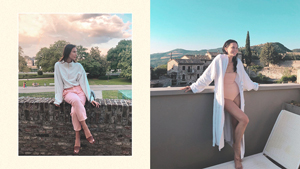 Jess Wilson Is Making A Case For Pink Travel Ootds And We're All For It