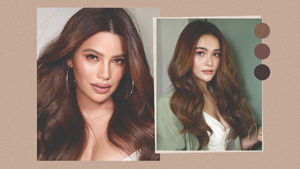 Here's Why Brown Hair Color Is A Popular Choice Among Filipinas