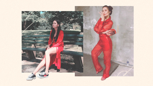 20 Local Celebrities Who Will Make You Want To Wear A Bold Red Ootd