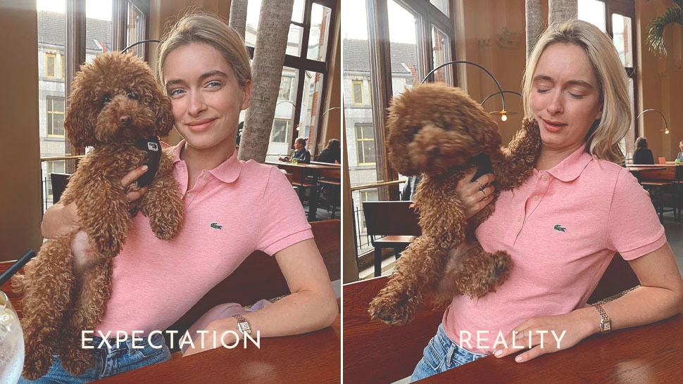 "You Have To See This Instagram Influencer's ""expectation Vs Reality"" Photos"