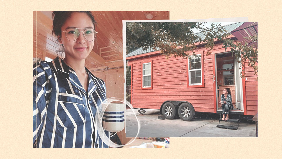 We Found the Exact Tiny House Where Kim Chiu Stayed in California