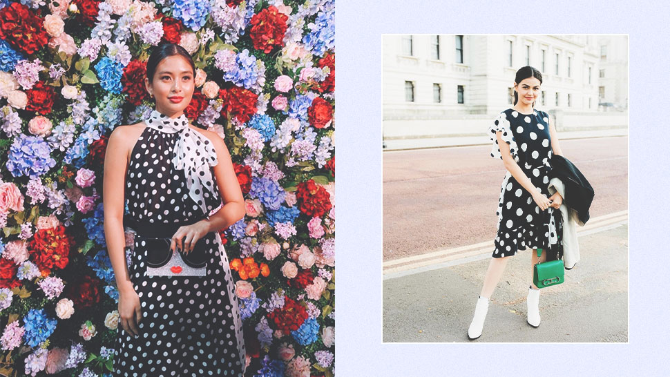 These Celebrities Will Make You Fall In Love With Polka Dots Again
