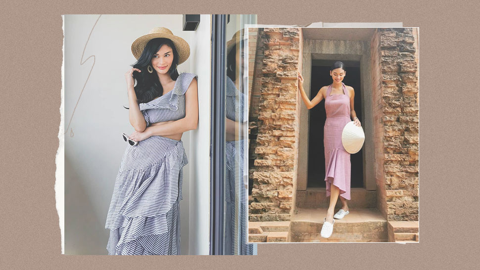 We're Obsessed With Pia Wurtzbach's Travel Ootds In Vietnam