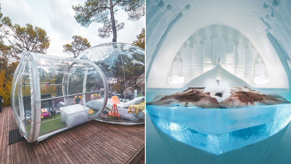 You Have To Try Out These Cool And Crazy Hotels Around The World