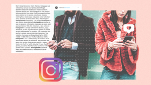 Fyi, That Viral Message You've Been Seeing About Instagram Is Just A Hoax