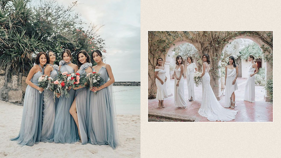 10 Best Designers to Get for Your Wedding Entourage's Outfits