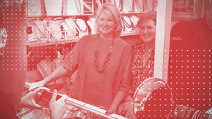 You Have To See Martha Stewart Shopping For Pearls In Greenhills