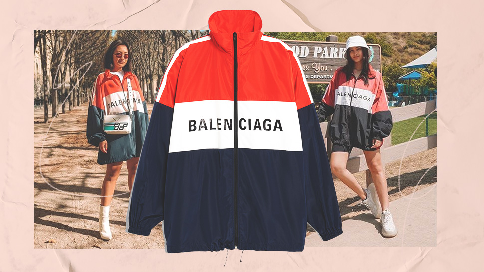 We Spotted Liza Soberano and Laureen Uy Twinning in This Balenciaga Jacket