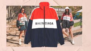 We Spotted Liza Soberano And Laureen Uy Twinning In This Balenciaga Jacket
