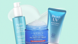 These Lightweight Gel Moisturizers Are Perfect For Girls With Oily Skin