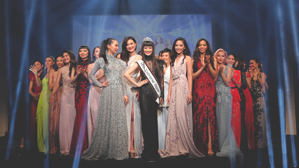 This Filipino Designer Dressed the Finalists of Miss Universe Japan 2019