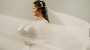 This Bride Lost Her Gown On Her Wedding Day