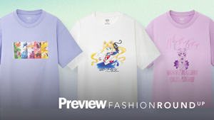 Uniqlo Just Launched A Sailor Moon T-shirt Collection And We Want Them All