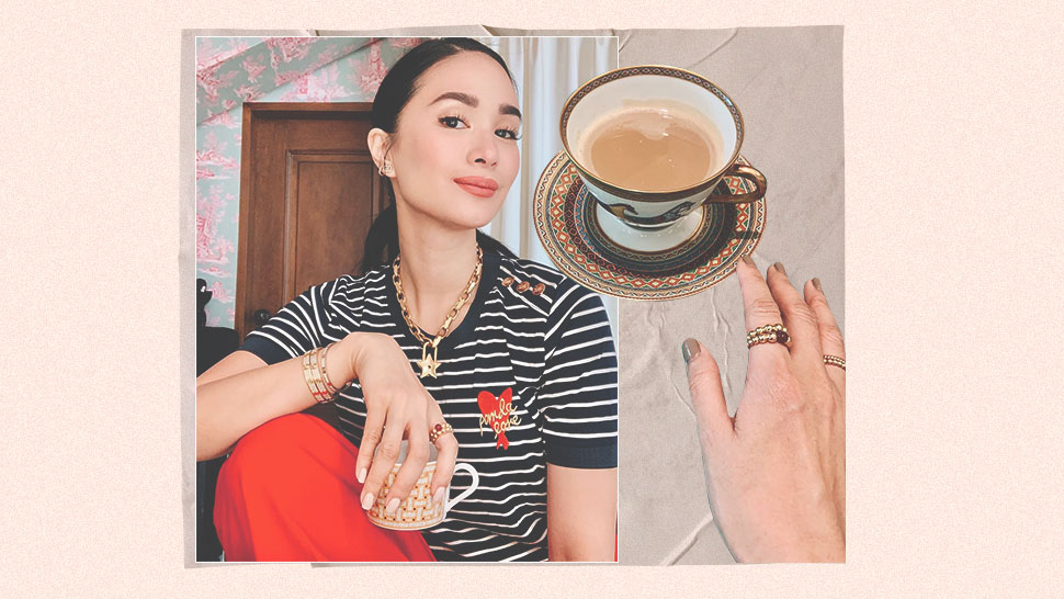 Heart Evangelista Reveals The Meaning Behind The Rings She's Always Wearing