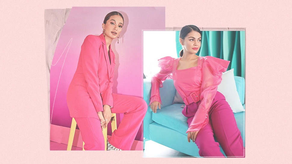 These Celebrities Will Make You Want to Wear Hot Pink