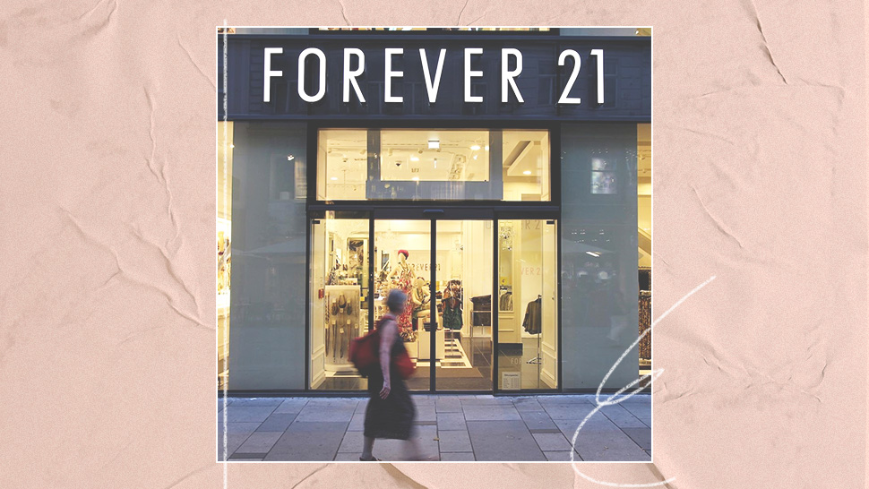 Forever 21 Is Preparing to File for Bankruptcy, According to Reports