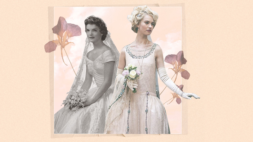 You Have To See How Wedding Dresses Have Evolved Through The Years