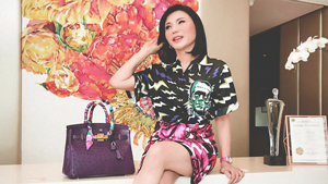 Dr. Vicki Belo Has Been Nominated For An Influencer Award In Monaco