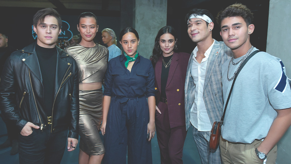 All The Stylish Guests We Spotted At Bench Fashion Week 2019 (day 1)