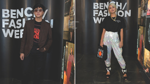 All The Stylish Guests We Spotted At Bench Fashion Week 2019 (day 2)