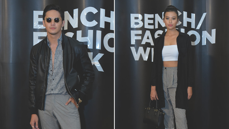 All the Stylish Guests We Spotted at Bench Fashion Week 2019 (Day 3)