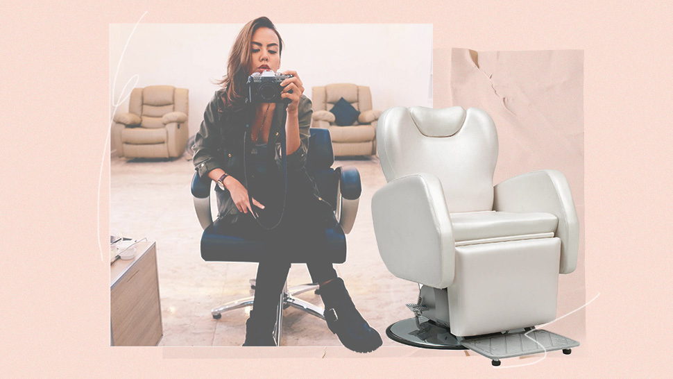 We Finally Discovered The Most Comfortable Salon Chair In Manila