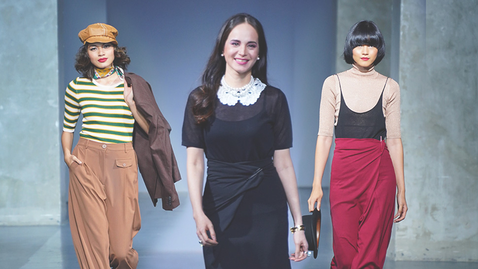 You Have To See The Pieces From Lucy Gomez's Collection With Kashieca