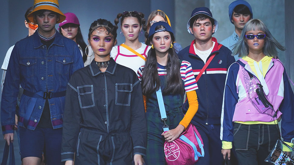 Human's Latest Collection Is All About Fun, Colorful Streetwear