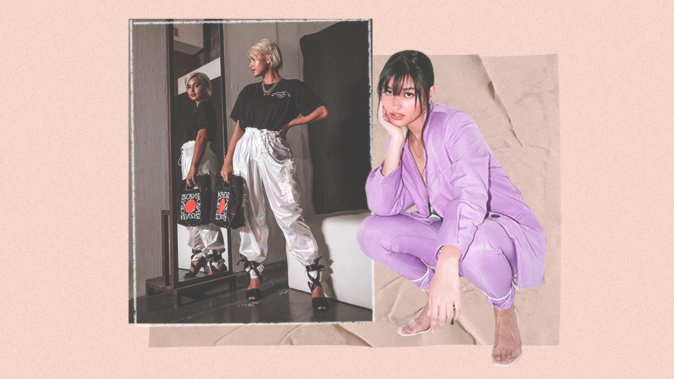 Liza Soberano And Issa Pressman Will Convince You To Try This Styling Hack