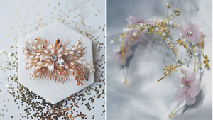 These Elegant Bridal Headpieces Will Elevate Your Look On Your Big Day