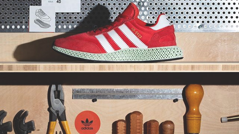 Here's How Adidas Makes Shoes Out Of Plastic Bottles