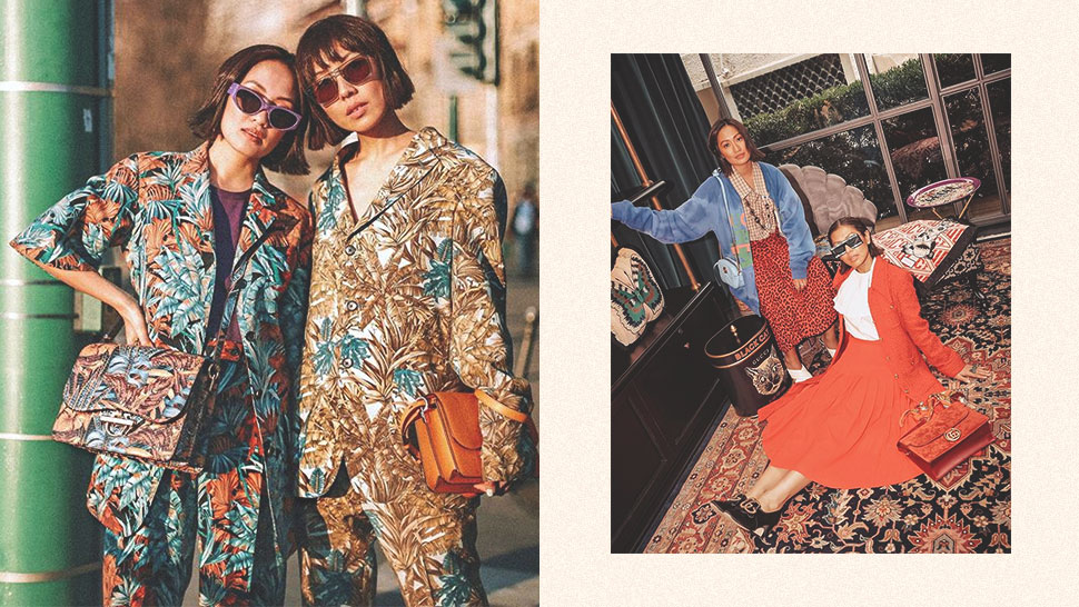 How to Pose with Your Sibling, According to Liz and Laureen Uy