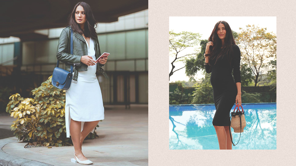 How to Style Your Baby Bump Like a Fashion Girl