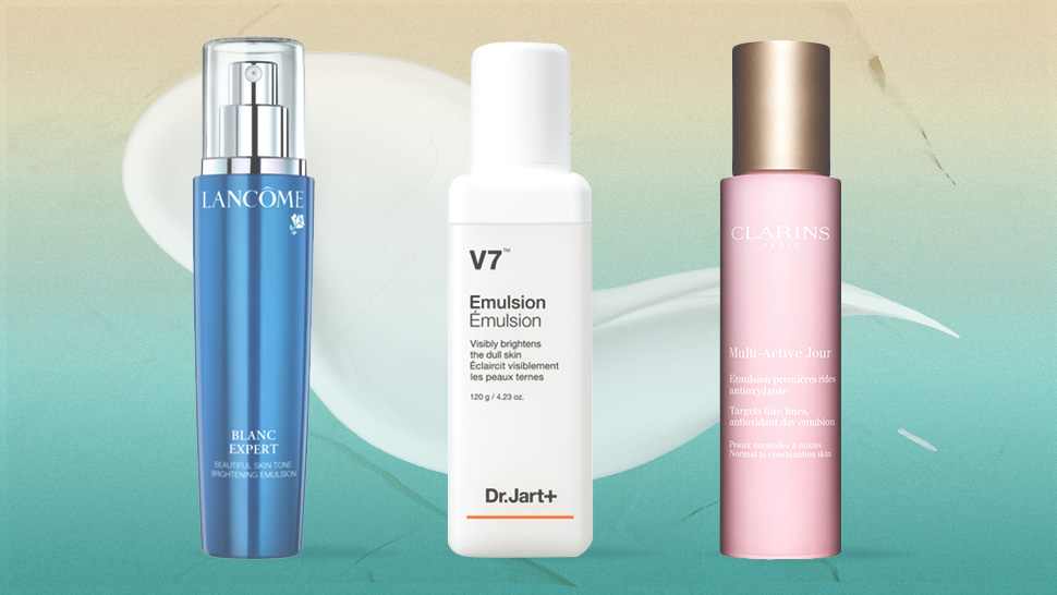 10 Lightweight Emulsions That Can Hydrate Your Skin without Moisturizer
