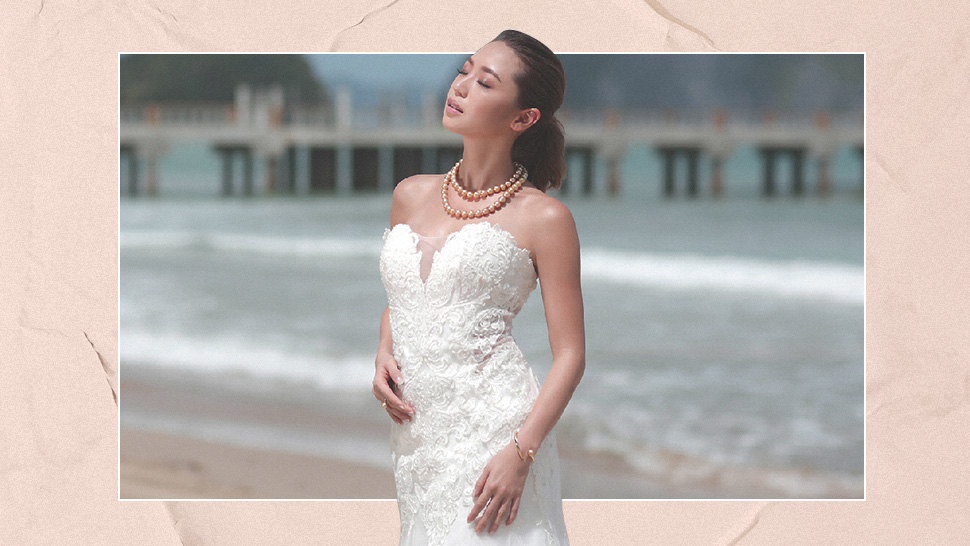 How To Choose A Wedding Gown For Your Body Type, According To Francis Libiran
