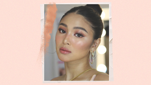 Here's What We Love About Nadine Lustre's Signature Makeup Look
