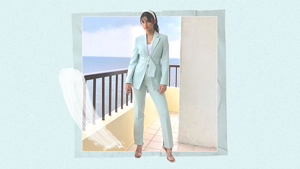 We're In Love With Liza Soberano's Take On The Colored Suit Trend